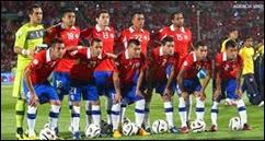 Selección de Chile enfrenta a Egipto en partido amistoso