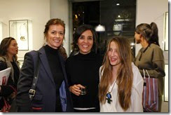 Nuria March; Cristina Bigelli; Allegra Samaranch