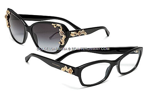 DOLCE&GABBANA FALL WINTER 2012 2013 SICILIAN BAROQUE DESIGNER EYEWEAR DESIGN COLLECTION ROSES D4167  3150  2121  pure baroque style intricate twine elegant roses jewel-glasses crystal acetate temples  burgundy velvet sunglasses