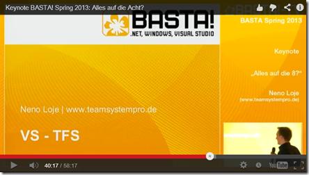 Keynote BASTA! Spring 2013