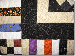 spiderweb quilting