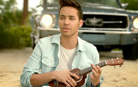 Video de Darte un Beso de Prince Royce