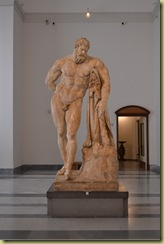 Farnese Hercules at Rest 2-3C AD