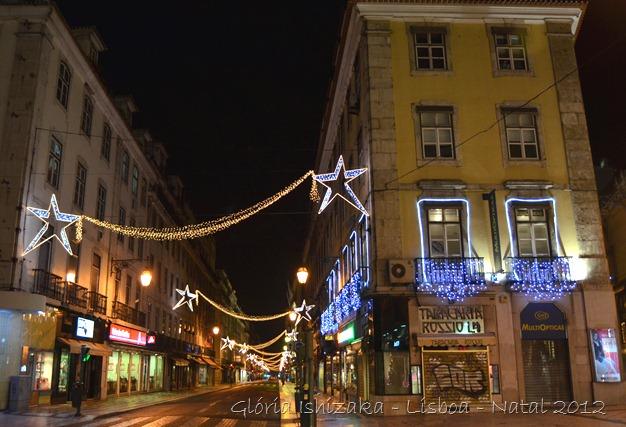 Glória Ishizaka - Lisboa - Luzes de Natal - 36