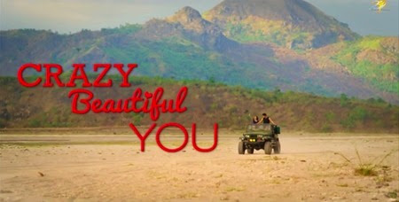 Crazy Beautiful You music video trailer