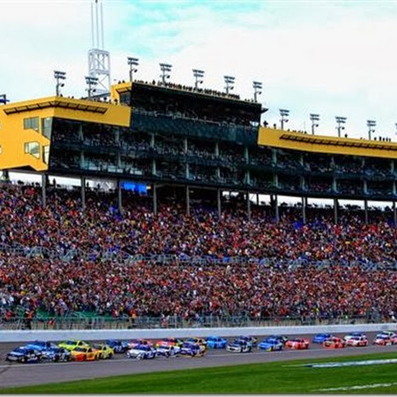 Chasing the Championship: Recapping the Hollywood Casino 400 at Kansas Speedway
