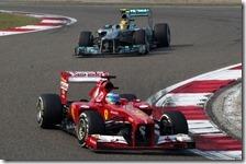 Alonso ha vinto il gran premio della Cina 2013