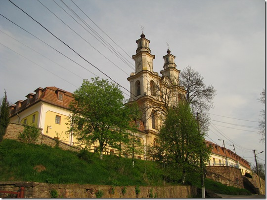 Бучач, монастир