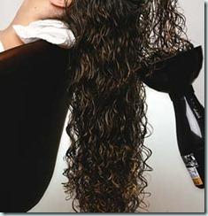 Guia para cabelos com cachos: Definição (Parte2)
