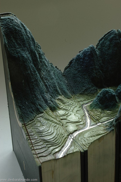 livros montanhas entalhados esculpidos desbaratinando (14)