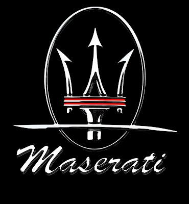 Maserati Logo Vector