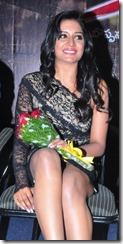 Vimala Raman Cross Legs Hot Photos Stills
