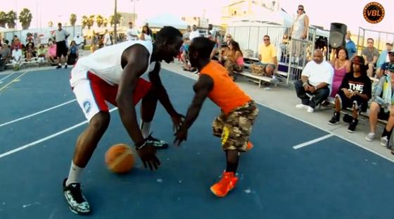 Mani Love уверен рост баскетболистов не так уж и важен