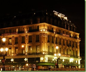 paris hotel InterContinental Le Grand