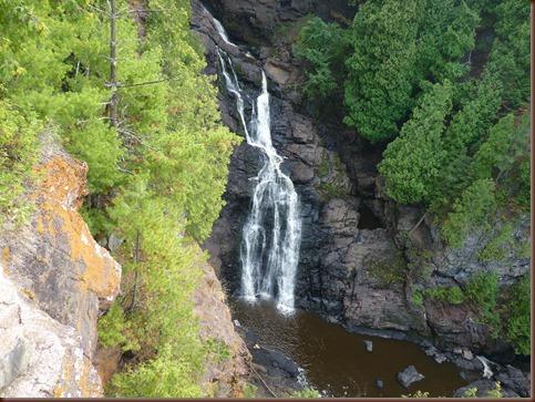 Manitou Falls-Pattison S.P WI