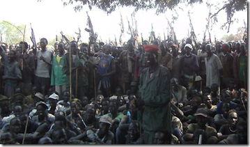 South Sudan Loue Nuer Murle Conflict 3