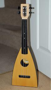 fluke tenor ukulele