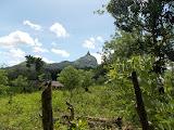Approaching the foot of Bukit Jempol (Bukit Serelo) (Dan Quinn, November 2013)
