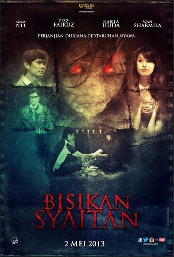 Bisikan Syaitan Final Poster