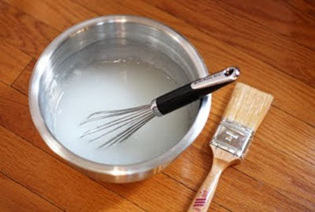 1-Mix-water-cornstarch-glue