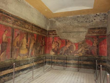 46. Pompei - Cea mai veche fresca din lume.JPG