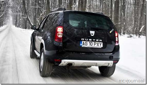 Dacia Duster 1.6 16v 08