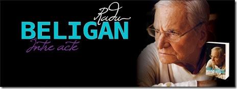 Radu Beligan-intre acte