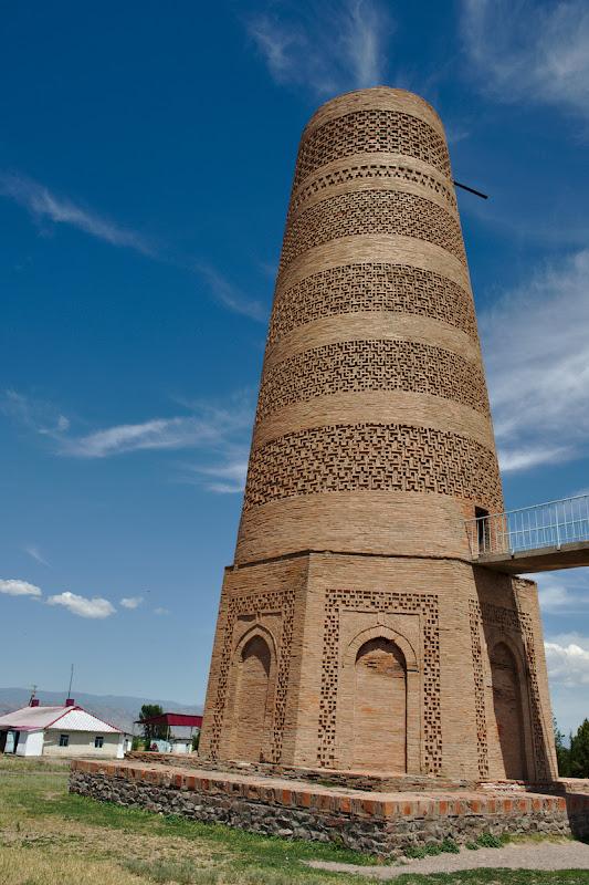 Minaret.