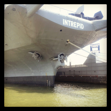 Museums of New York: Intrepid