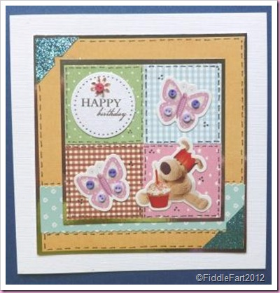 Cardstock Stickers boofle DoCrafts