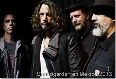 soundgarden concierto en mexico reventa de boletos no agotados
