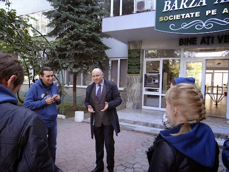 Barza Alba Balti: Serbiu Babii