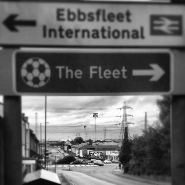 This way to The Fleet