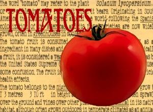 Tomatoes single
