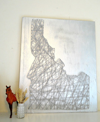 50 string art idaho