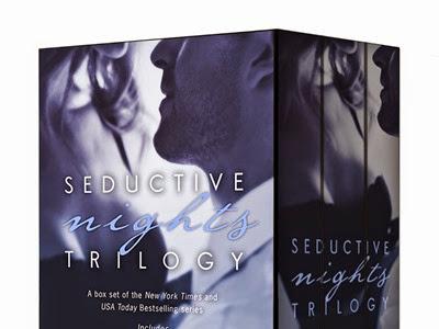 Spotlight: Lauren Blakely's Seductive Nights Trilogy and Surprise Announcement