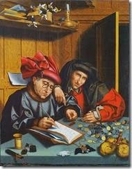 Marinus_van_Reymerswaele_(Follower_of)_-_The_Money_Changers_-_Google_Art_Project