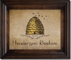 Personalized_Family_Beehive_detail