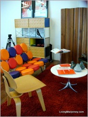 Heman Miller: 1st Concept Space Showroom at Serendra, The Fort