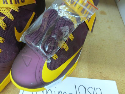 nike zoom soldier 6 pe christ the king alternate 2 06 Nike Zoom Soldier VI CTK Away & Home Alternate   New Pics