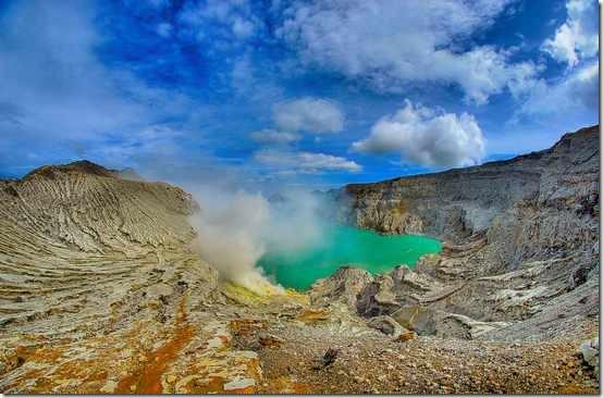 Ijen Lake