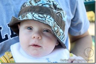 Kyton 4 months - October 11, 2011-3