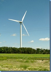 8443 Saskatchewan Trans-Canada Highway 1 Moosomin - wind turbine