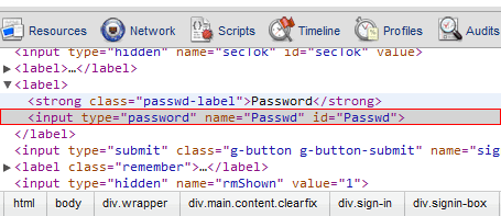 chrome-inspect-element