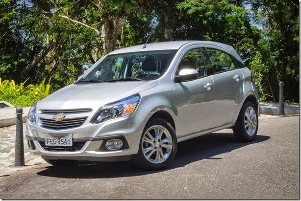Chevrolet Agile 2014 (22)
