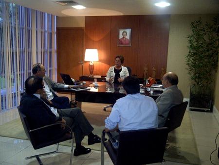Governadora se reúne com Presidente da Femurn-02_cred. Assecom