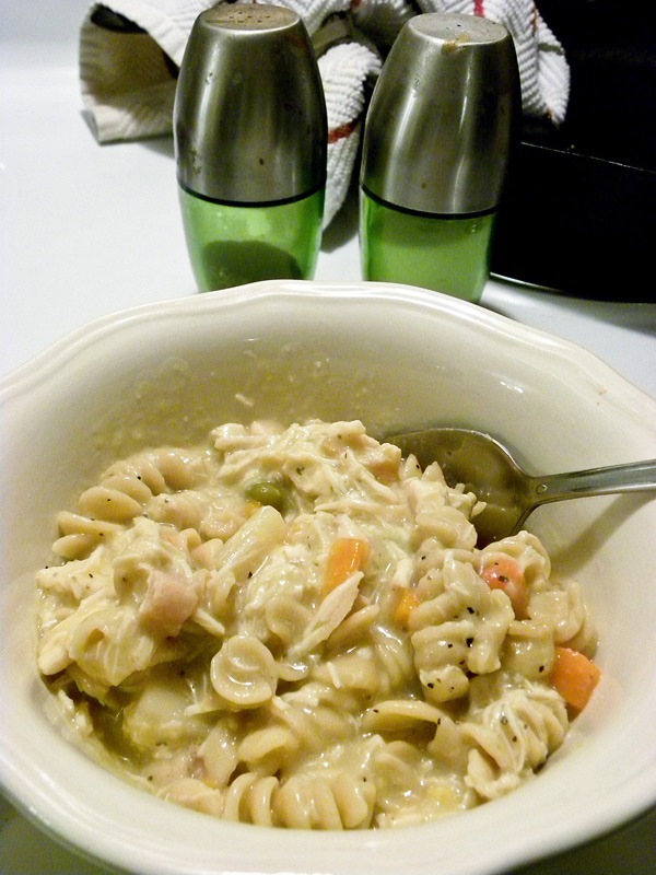 Crock pot homemade chicken noodle soup mommy blogs for Homemade chicken noodle soup crock pot