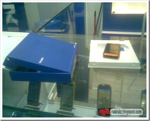 Nokia N8 Oren