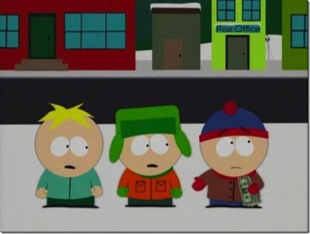 Alienigenas em South Park (2)