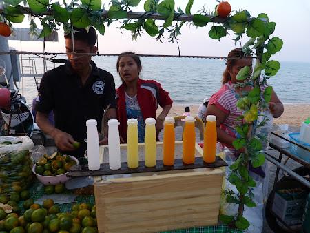 Vacanta Thailanda: sucuri naturale